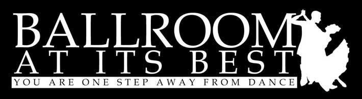 BALLROOM AT ITS BEST logo