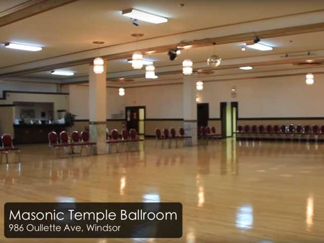 Ballroom at its best dance studio